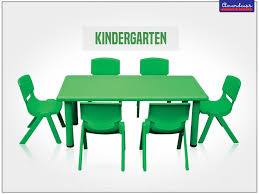 made from lightweight material these chairs and table are fun in itself furniture