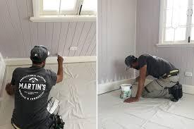 b q outside interior house paint