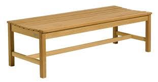 com oxford garden 2 foot sa backless bench outdoor benches garden outdoor