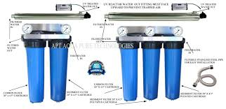 Whole House Filtration Systems Whole House Water Filters Apt Aqua Pure Water Filters Water
