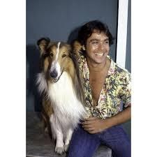 Lassie with Wesley Eure Photo Print - Walmart.com - Walmart.com