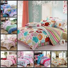 colorful bed sets