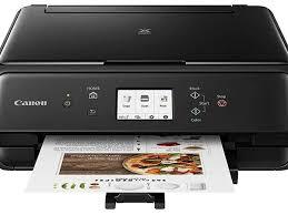 Canon Printer Printing Light Gray Instead Of Black Canon Pixma Ts6250 Review Five Colour Multi Function