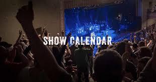 Ryman Concert Calendar Page 2 Of 3 Ryman Auditorium