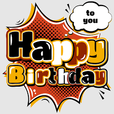 Cartoon Styles Happy Birthday Design Vector 01 Vector Cartoon