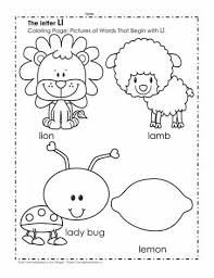 We have lots of our 2nd grade phonics worksheets will help you continue to build strong fundamental skills in your. The Letter L Coloring Pictures Worksheets