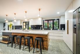 Polished Concrete Floor Kitchen Polished Concrete Flooring Brisbane Ozgrind Polished Concrete