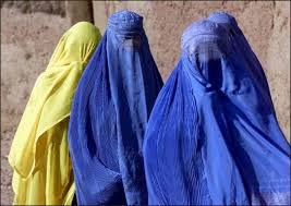 best burqa images niqab and muslim restrictions afghan women pictured in 2001 wearing the burka activists worry advances in women s rights could be bargained away by the government