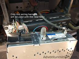 2005 ford expedition stereo wiring harness wiring diagram 1999 ford expedition eddie bauer radio wiring diagram at Expedition Radio Wiring Harness