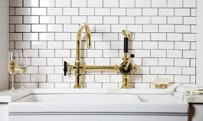 Restaurant Style Kitchen Faucets The Months Top Finds Dec 2014 Jan 2015 Editor Taps And