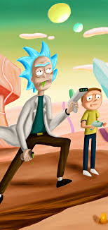 Rick And Morty Wallpapers - Top 4k ...