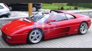 This is a documented, 4k mile that looks and drives exceptionally well. Ferrari 348 Gts Tech Specs Top Speed Power Acceleration Mpg More 1993 1994