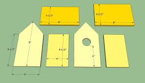 been building bird houses hundreds years house plans