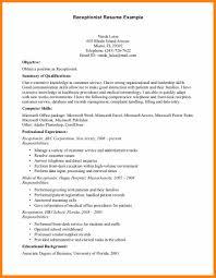 Ironworker Resume Security Guard Job Resume