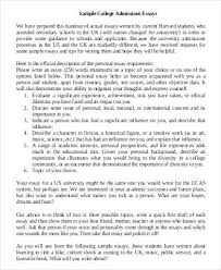 College Essays Tips College Essay Writing Examples Sample College Admissions Essay