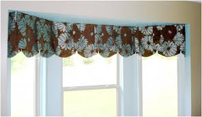Beautiful Kitchen Valances Interior Kitchen Valances For Windows Window Valance Lined