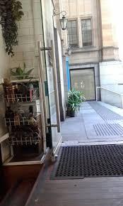 looking out front door. Bar Bellaccino: Inside The Front Door Looking Out