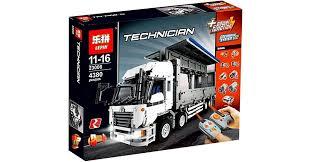 Купить <b>конструктор lepin</b> техник (technic) <b>wing</b> body truck <b>23008</b> ...