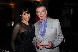 alan thicke robin thicke side by side. Plain Side Robin Thicke Spoke About His Exwifeu0027s Relationship With Dad In A  Declaration Filed In Alan Side By T