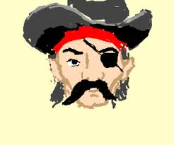 Image result for pirate cowboy