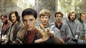 merlin and the knights of the round table