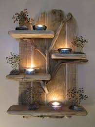charming unique driftwood shelves solid rustic shabby chic nautical artwork in home furniture diy charming shag rugs