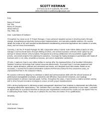 Professional Cover Letter Example Geminifm Tk Within Writing A