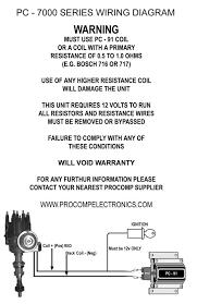 procomp ready to run distributor pc7000inst jpg