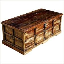 trunk style coffee table stunning trendy rustic style coffee tables intended for rustic trunk coffee table