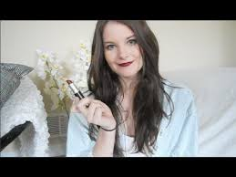 makeup tutorial ft mac diva lipsstick the perfect vy burgundy lipstick you willworkforlipstick