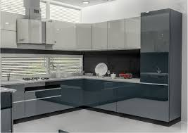 VETRINA U SHAPE MODULAR KITCHEN