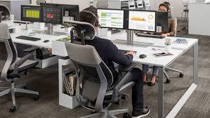 gesture headrest gesture gesture office chair