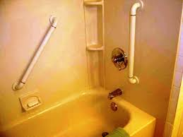 image of bathtub grab bars