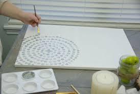 ideas wall art canvas large corner circle easy diy painting ideas wall art canvas large corner circle easy diy painting