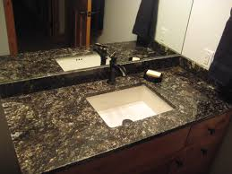 Paramount Granite Blog  Add Some Sparkle To Your Bathroom With - Granite countertops for bathroom