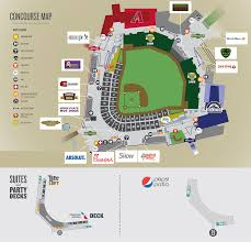 Talking Stick Park Seating Chart Spring Training Information Salt River Fields