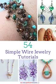 Wire Wrap Jewelry Patterns Custom Inspiration