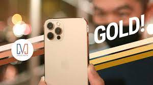 GOLD iPhone 12 Pro Unboxing! Unlike the Others? - YouTube