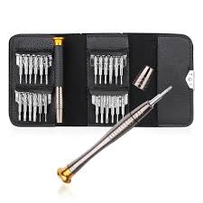Gearbest - <b>Gocomma Screwdriver Wallet Kit</b> Repair Tools 25 in 1 ...