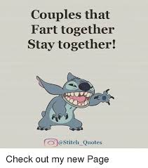 Together Quotes Interesting Couples That Fart Together Stay Together Quotes Check Out My New