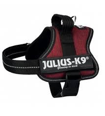 Julius K9 Power Harness Sizing Chart Julius K9 Burgundy Powerharness