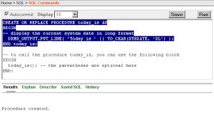 Method Of Procedure Template Custom 48 Using Procedures Functions And Packages