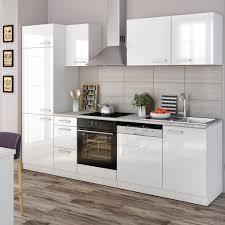 Vicco Küche 270 Cm Küchenzeile Küchenblock Einb Real