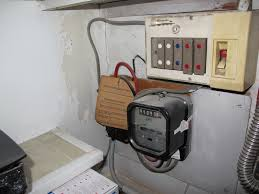 replacing fuse box electrical job in spalding lincolnshire photographs
