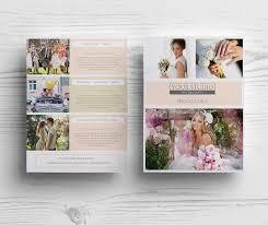 Modern Photography Price List Template Deals | Infoparrot