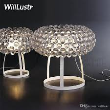 crystal bead table lamp table lamps design table lamp and large acrylic bead desk light bedside sofa crystal beaded table chandelier lamp