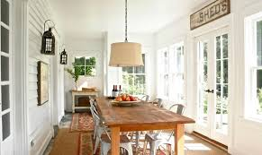 farmhouse dining room ideas. Sunroom Dining Room Rustic Farmhouse New York Ideas