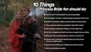 Princess Bride Quotes Impressive Blogiversary Bash A Quote Tribute To The Princess Bride Silver
