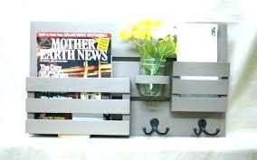 ikea office organizers. Ikea Wall Organizers Chalkboard Mail Holder Kitchen With Shelf Magazine  Organizer Wood Hanging Key Hooks . Office