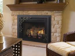 gas fireplace inserts home depot